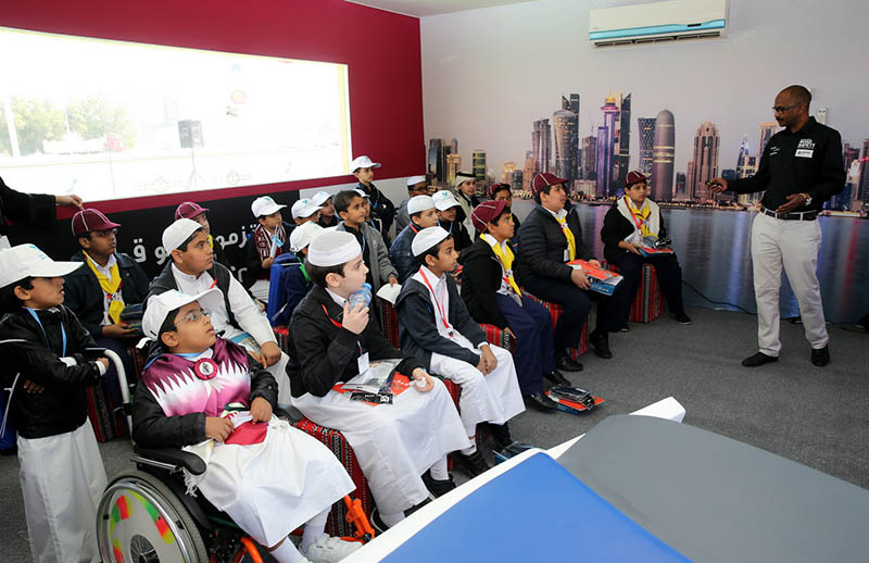 More than 2,000 students trained 3 [qatarisbooming.com].jpg