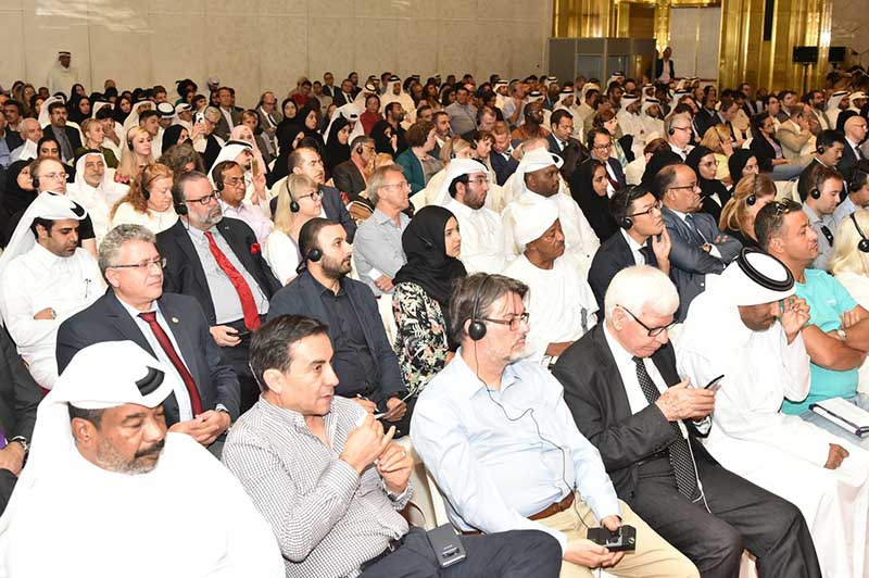 QU seminar addresses the Qatar 3 [qatarisbooming.com].jpg