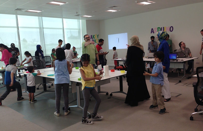 QCRI's Creative Space to hold 3 [qatarisbooming.com].jpg