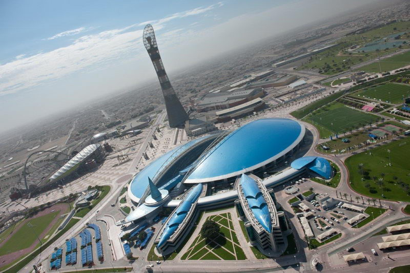 Aspire Dome welcomes walking [qatarisbooming.com].jpg