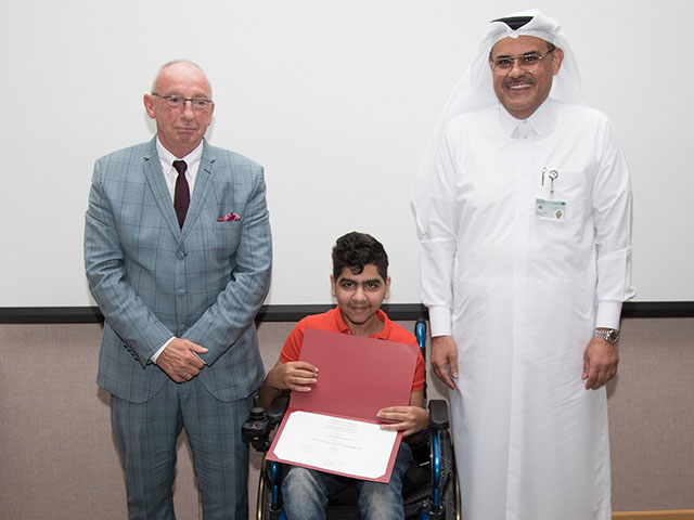 QCDC celebrates completion of first 3 [qatarisbooming.com].jpg