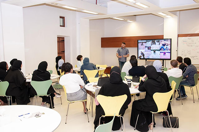 Msheireb Museums hosts a workshop 3 [qatarisbooming.com].jpg