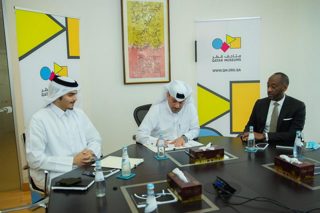 Qatar Museums finalizes agreement 2 [qatarisbooming.com].jpeg